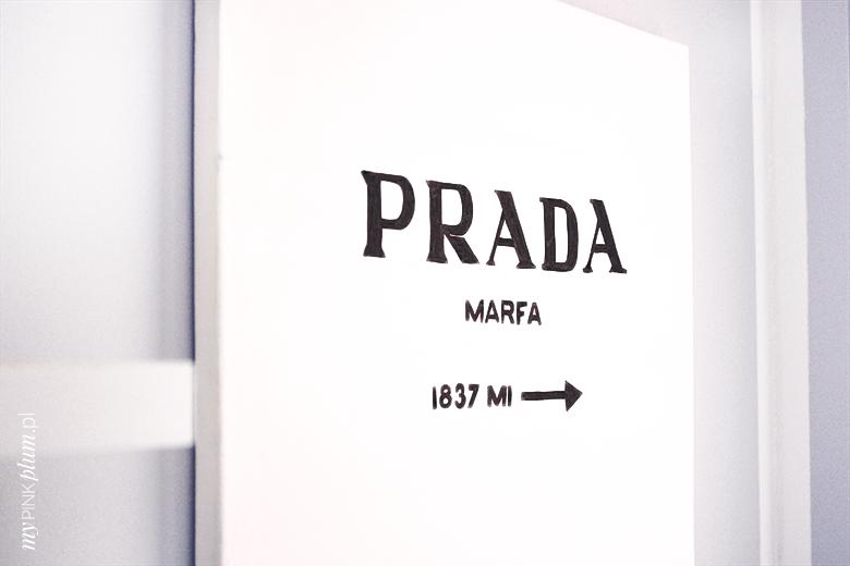 Постер prada marfa купить дубленка acne