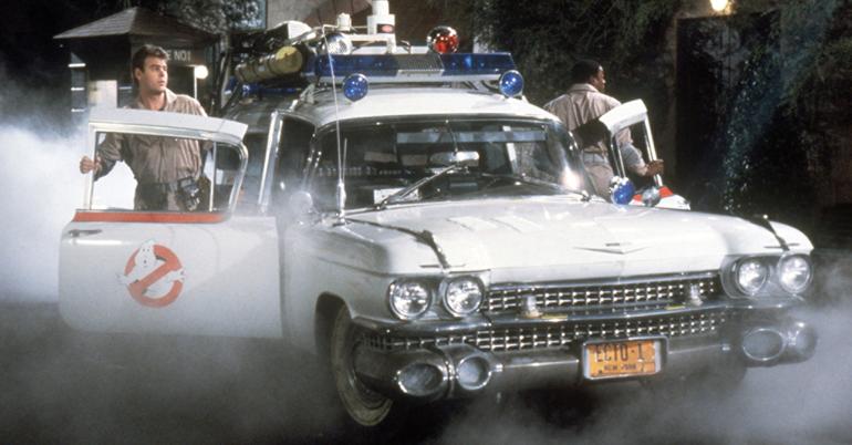 najfajniejsze samochody z filmów