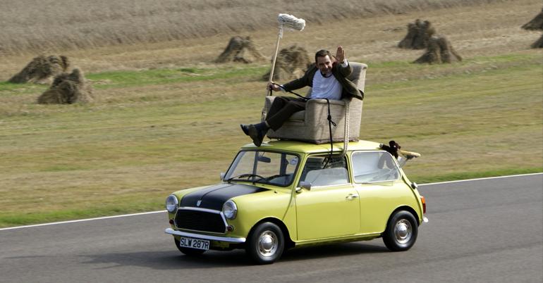 kultowe auta z filmów