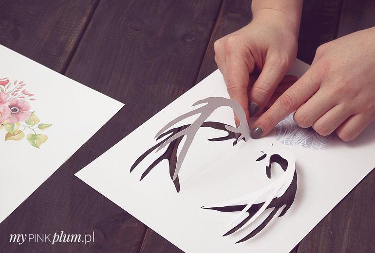 ozdoby z papieru