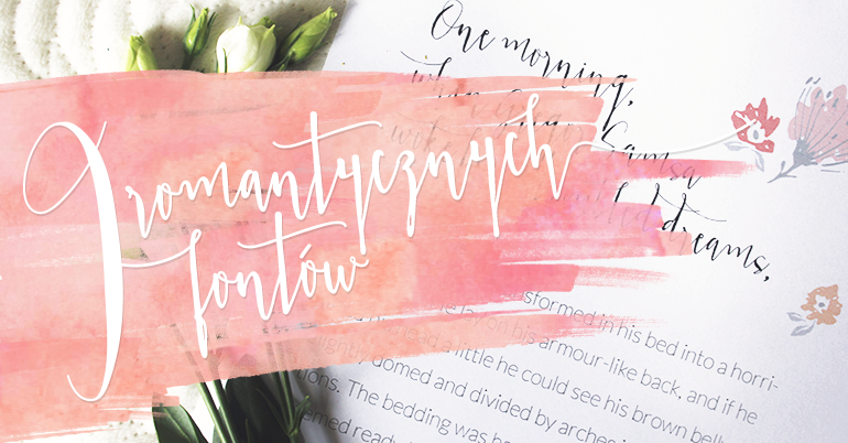 9 najbardziej romantycznych fontów u2022 my pink plum!
