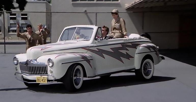 filmowe samochody